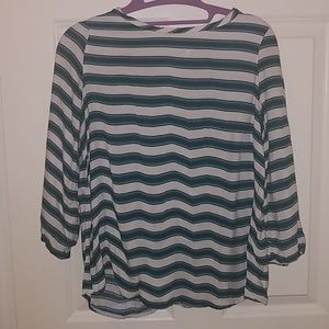 Stradivarius striped top